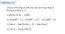 Bài 6.19 trang 194 SBT đại số 10