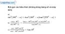Bài 6.31 trang 196 SBT đại số 10