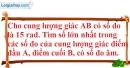 Bài 6.5 trang 182 SBT đại số 10