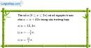 Bài 6.6 trang 182 SBT đại số 10