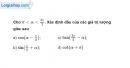 Bài 6.7 trang 189 SBT đại số 10