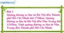 Bài 3, 4 trang 40 SGK Toán 4