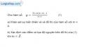 Bài 10 trang 217 SBT giải tích 12