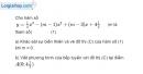 Bài 8 trang 217 SBT giải tích 12