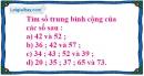 Tiết 22 Bài 1, 2, 3 trang 27 sgk Toán 4