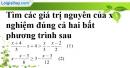 Bài 12 trang 183 SBT toán 8 tập 2