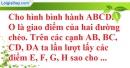 Bài 1 trang 183 SBT toán 8 tập 2