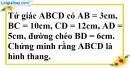 Bài 5 trang 184 SBT toán 8 tập 2
