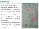 Giải bài 1 trang 30 Tập bản đồ Địa lí 7