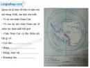 Bài 1 trang 41 Tập bản đồ Địa lí 7