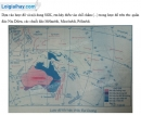 Bài 1 trang 42 Tập bản đồ Địa lí 7