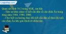 Bài 2 trang 47 Tập bản đồ Địa lí 7