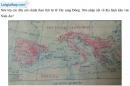 Bài 1 trang 51 Tập bản đồ Địa lí 7