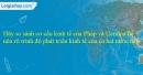 Giải bài 3 trang 54 Tập bản đồ Địa lí 7