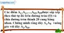 Bài 28 trang 104 SBT toán 9 tập 2