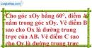 Bài 61 trang 48 SBT toán 7 tập 2