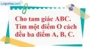 Bài 64 trang 49 SBT toán 7 tập 2