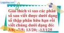 Bài 65 trang 34 SGK Toán 7 tập 1