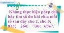 Bài 94 trang 38 SGK Toán 6 tập 1