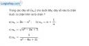 Bài 3.10 trang 117 SBT đại số và giải tích 11