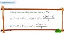 Bài 3.2 trang 107 SBT đại số và giải tích 11