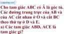 Bài 69 trang 50 SBT toán 7 tập 2