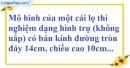 Bài 2 trang 163 SBT toán 9 tập 2