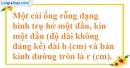 Bài 5 trang 164 SBT toán 9 tập 2
