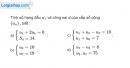 Bài 3.20 trang 124 SBT đại số và giải tích 11