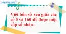 Bài 3.32 trang 131 SBT đại số và giải tích 11