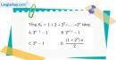 Bài 3.35 trang 132 SBT đại số và giải tích 11