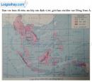 Bài 1 trang 17 Tập bản đồ Địa lí 8