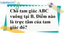 Bài 70 trang 50 SBT toán 7 tập 2