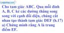 Bài 81* trang 51 SBT toán 7 tập 2