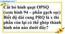 Bài 15 trang 166 SBT toán 9 tập 2
