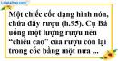 Bài 16 trang 167 SBT toán 9 tập 2