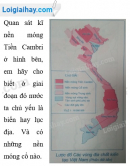 Giải bài 1 trang 29 Tập bản đồ Địa lí 8