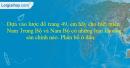 Bài 4 trang 50 Tập bản đồ Địa lí 8