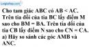 Bài 82 trang 52 SBT toán 7 tập 2