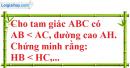Bài 83 trang 52 SBT toán 7 tập 2