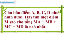 Bài 85 trang 53 SBT toán 7 tập 2