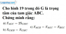 Bài 86 trang 53 SBT toán 7 tập 2