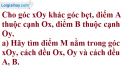 Bài 87 trang 53 SBT toán 7 tập 2