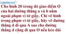 Bài 89 trang 53 SBT toán 7 tập 2