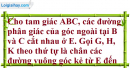 Bài 91 trang 54 SBT toán 7 tập 2