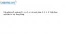 Bài 40-41.2 trang 83 SBT Vật lí 9