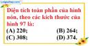 Bài 18 trang 167 SBT toán 9 tập 2
