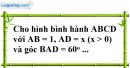 Bài 19 trang 167 SBT toán 9 tập 2
