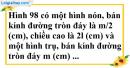 Bài 20 trang 168 SBT toán 9 tập 2