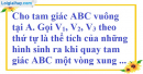 Bài 25 trang 169 SBT toán 9 tập 2